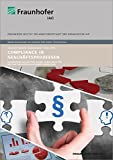 Compliance in Geschäftsprozessen.: Business Process Management Tools 2014.