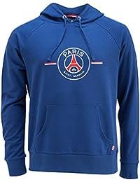 Paris Saint Germain - Sudadera oficial con capucha para hombre, talla de adulto