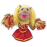 Melissa & Doug Cheerleader Puppet By Melissa&Doug