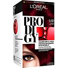 loral paris prodigy coloration permanente lhuile sans ammoniaque 460 - Coloration Rouge Sans Ammoniaque