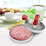 Greencolourful Practicl Burger Meat Maker Non-Stick Patty Mold Burger Meat Press  from Greencolourful