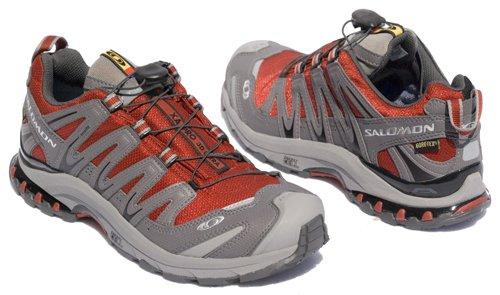 Salomon XA PRO 3D GTX Damen Traillaufschuhe hellgrün / grün