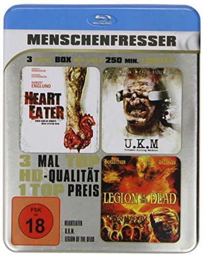Preisvergleich Produktbild Menschenfresser - Metallbox-Edition (3 Filme Blu-ray)