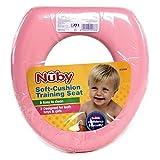 Nuby - Soft Padded Training Seat- Pink