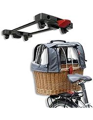 KLICKfix Hundekorb Doggy Basket Plus für Rack, 0399RH