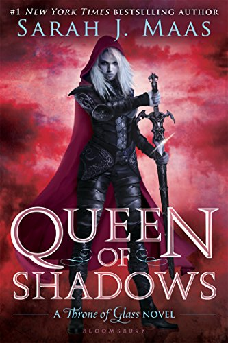 Queen of Shadows Cover Image