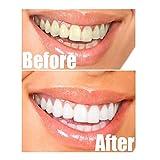 Holeider Natürliches Aktivkohle Zahnaufhellung mit Aktivkohle Pulver 30g ( activated charcoal teeth whitening ) - 2