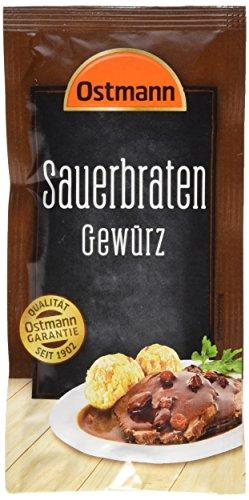 Ostmann Sauerbraten Gewürzmischung, 6er Pack (6 x 13 g)