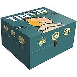 51QyVcglN5L. AC UL250 SR250,250  - Tintin. Il protagonista dei fumetti belgi compie novant'anni