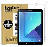 iVoler [3 Unidades] Protector de Pantalla Compatible con Samsung Galaxy Tab S3 9.7 Pulgadas / S2 9.7 Pulgadas, Cristal Vidrio Templado Premium [Dureza 9H] [Anti-Arañazos] [Sin Burbujas]