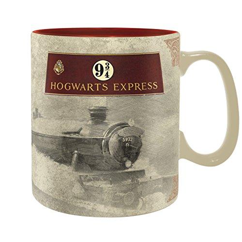 ABYstyle Jarra con diseño de Harry Potter, 460 ml, de la marca «Hogwarts Express»