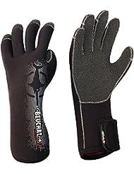Gants Premium 4,5mm–Kevlar–noir taille xs/s