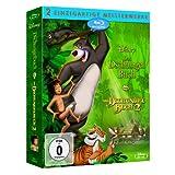 Das Dschungelbuch / Das Dschungelbuch 2 [Blu-ray]