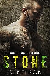 Stone (Knights Corruption MC Series Book 2)