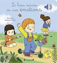 Le livre sonore de mes émotions par Stéphanie Couturier