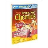 #8: General Mills Honey Nut Cheerios, 481g