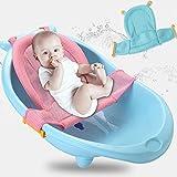 Baby-Matte Sitzkissen faltbar Badewanne mit matchair zum neugeborenen-Unterstützung