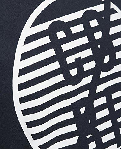 JACK & JONES Herren T-Shirt jcoLUCA Tee Rundhals Mehrfarbig Tall & Slim Blau (Navy Blazer Fit:TALL&SLIM)
