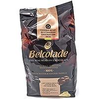 Belcolade 38,5% Costa Rica - Chocolate de Cobertura con Leche (discos)