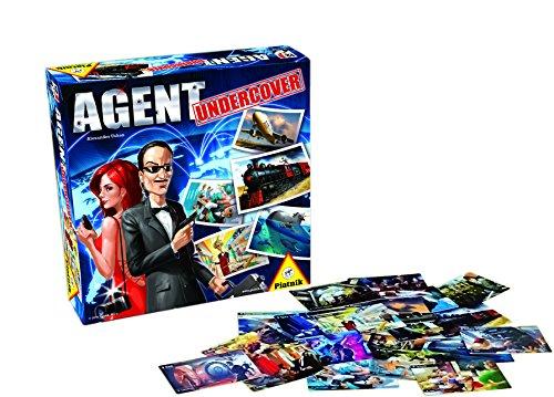 Piatnik 6355 - Agent undercover, Partyspiele