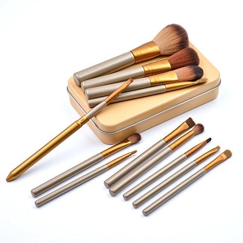 make-up-pinsel-set-soldcrazy-12st-tragbare-antimikrobielle-faser-naturliche-holzgriff-kosmetik-pinse