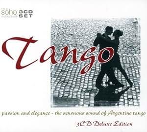 d CDs Vinyl Best Tango Various BNOF