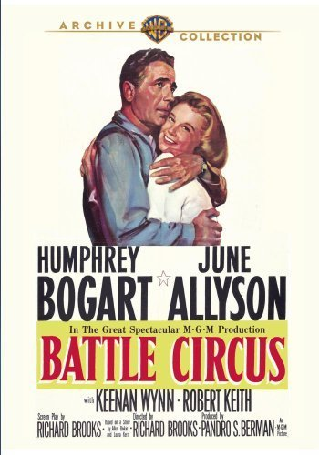 Battle Circus by Humphrey Bogart