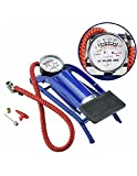 #4: Anii Air Pressure Foot Pump For Bike, Car