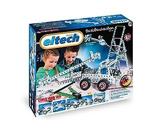 Eitech - Juego de construcción, 270 piezas (2042525)