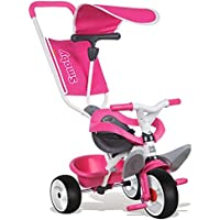 Smoby - Triciclo Baby balade, Color Rosa (444207)