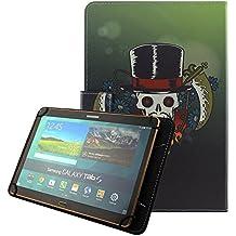 "[Universal Funda 7 pulgadas] Funda Flip Case Cover para Yuntab E706 7""/ ibowin P740 7 pulgadas/Tablet Wolder Tablet 7.0""/Tablet Lenovo Tab3-710F 7""/WeVool EOS BLUE 7""/Tablet Alldaymall Tablet de 7 pulgadas/Tablet Yuntab Q88H A33 7.0""/Tablet Dragon Touch Y88X Plus 7""/Tablet Energy Sistem Neo 3 Lite 7""/iRulu eXpro X1S 7""/Tablet Huawei/Lenovo/Acer/Asus Samsung de 7 pulgadas Carcasa Protector Fundas para Tablet Samsung Tab A6 10.1/Asus/Acer/Lenovo 10""-Verde y Negro"
