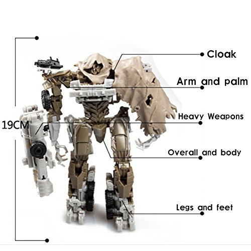 Dark of the Moon Transformers 4 Megatron Car Action Figures Toy Kids Gift