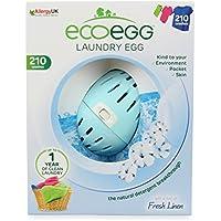 Ecoegg EELE210SC Soft Cotton - Bola para la colada (210 lavados)