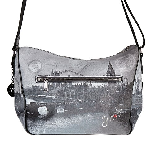 Y NOT? - Borsa donna a tracolla cartella g-370 londra westminster