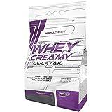Trec Nutrition 7 Whey Creamy Cocktail Protéine de Lactosérum Saveur Cerise/Chocolat