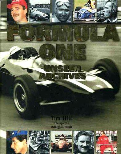 Formula 1 (Unseen Archives) por HILL