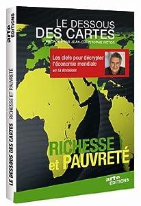 """Afficher """"Le Dessous des cartes Le Dessous des cartes : Richesse et pauvreté des nations"""""""