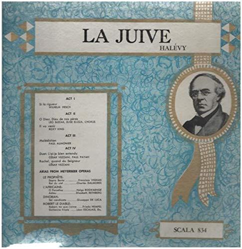 La Juive [Vinyl LP]