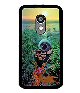 Aart Designer Luxurious Back Covers for Moto X2 + 3D F2 Screen Magnifier + 3D Video Screen Amplifier Eyes Protection Enlarged Expander by Aart Store.