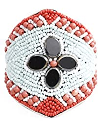 Marc Labat - Bracelet manchette - Métal - Gypsy Chic - 18 cm - 15EB39