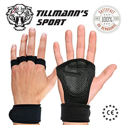TILLMANN'S Manique Crossfit -Gant de Musculation...