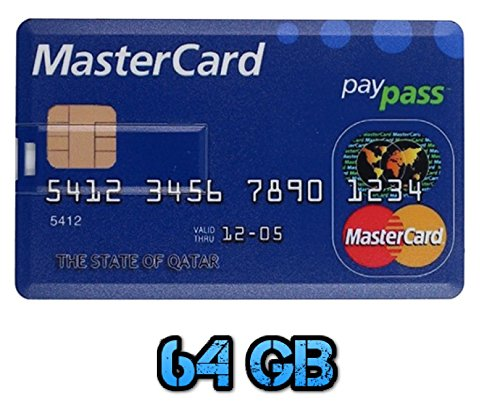 uk-a2z-paypass-mastercard-64gb-credit-card-style-usb-flash-drive-memory-stick