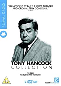 Tony Hancock Collection: The Punch And Judy Man / The Rebel [DVD]