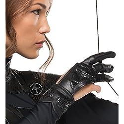 Rubies Accesorio para Disfraz Guante Oficial de Katniss Everdeen de Los Juegos del Hambre (Talla única)