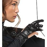 Accesorio para disfraz Rubie's, guante oficial de Katniss Everdeen de Los juegos del hambre (talla única)