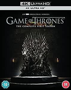 Game of Thrones - Season 1 [4k Ultra HD] [Blu-ray] [2012]