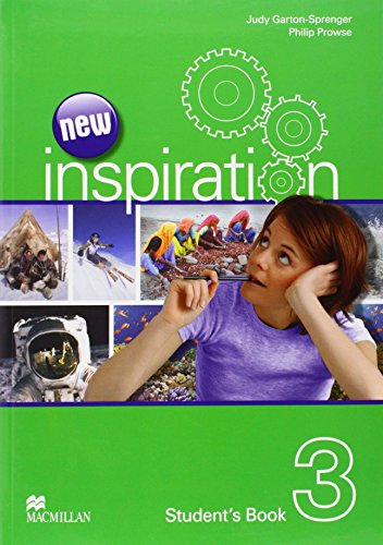 New Inspiration Level 3: Student's Book by Judy Garton-Sprenger (3-Jan-2012) Paperback