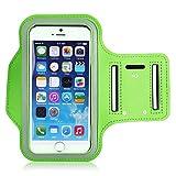 Outdoor Fitness Armband mit Taucherarmband 14 cm unter dem Handy (Farbe: Grün, Größe: 11,9 cm)