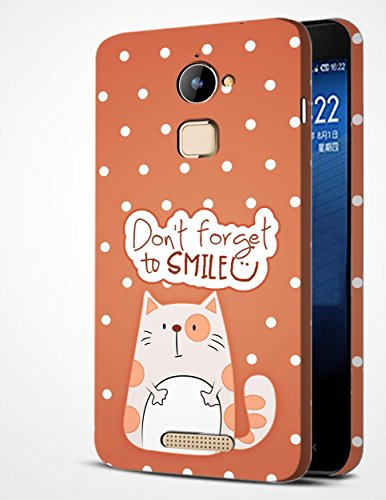 alDivo Premium Quality Designer Printed Slim Light Weight Mobile Back Cover Case For Coolpad Note 3 Lite (MKD472)