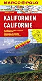 Kalifornien Californie (1:800.000) by Polo Marco (2007-05-31)